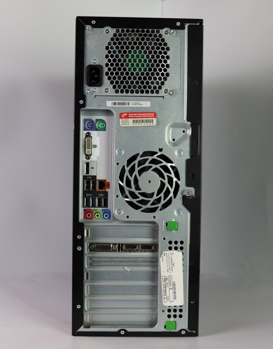 WORKSTATION HP Z220 4xCORE Core I5 3570 3.8GHZ 16 DDR3 120SSD 500 HDD - 3