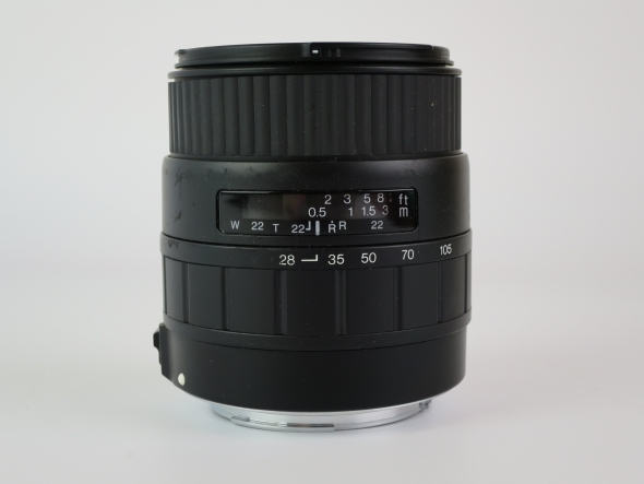 Sigma AF 28-105 mm f/ 4-5.6 UC for Canon - 4
