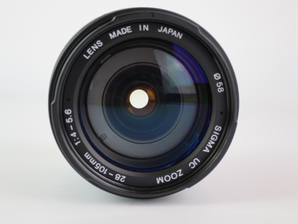 Sigma AF 28-105 mm f/ 4-5.6 UC for Canon - 3