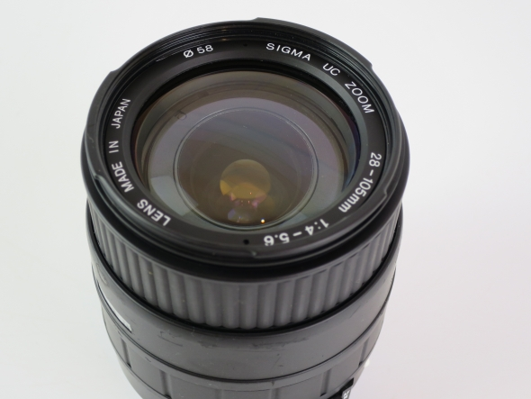 Sigma AF 28-105 mm f/ 4-5.6 UC for Canon - 7
